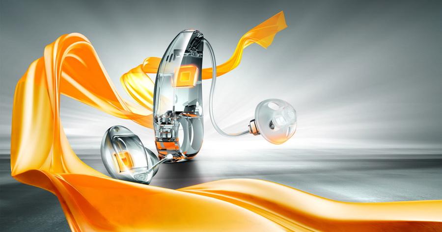 西门子助听器银河系系列助听器耀目上市